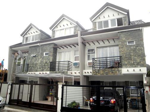 Kingspoint quezon city townhouse for Affordable furniture quezon city